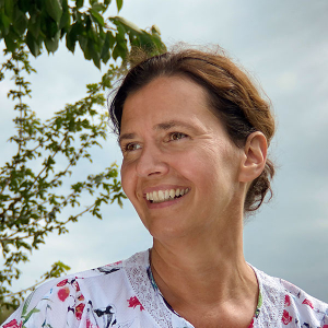 Porträt von Anne Schroeder auf dem Hof Schroeder
