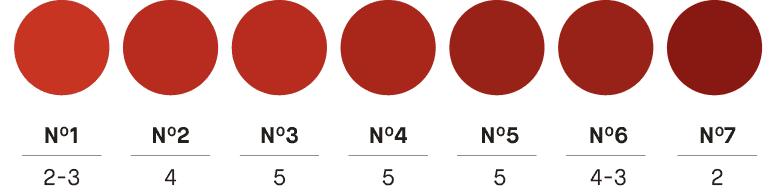 Fleischfarbe nach Beef Colour Standard (BCS)